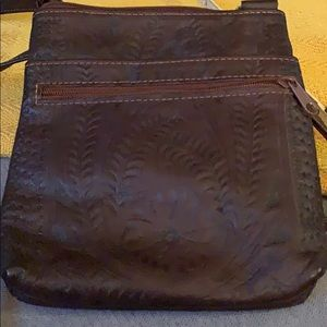 Handbags - Hand tooled bag
